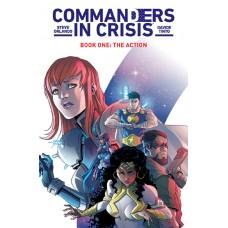 COMMANDERS IN CRISIS TP VOL 01 (MR)