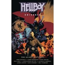 HELLBOY UNIVERSE SECRET HISTORIES HC (C: 1-1-2)
