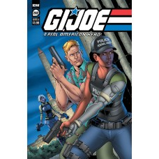 GI JOE A REAL AMERICAN HERO #282 CVR A ANDREW GRIFFITH