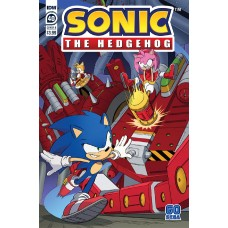 SONIC THE HEDGEHOG #40 CVR B DAN SCHOENING (C: 1-0-0)