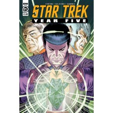 STAR TREK YEAR FIVE #21