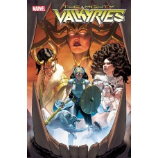 MIGHTY VALKYRIES #1 (OF 5)