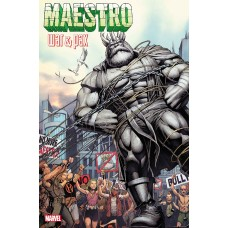 MAESTRO WAR AND PAX #4 (OF 5)
