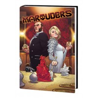 MARAUDERS BY GERRY DUGGAN HC VOL 01