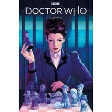 DOCTOR WHO MISSY #1 CVR A VON BUHLER