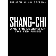 SHANG CHI LEGEND OF 10 RINGS MOVIE SPECIAL NEWSSTAND ED