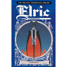 MICHAEL MOORCOCK LIBRARY ELRIC STORMBRINGER HC