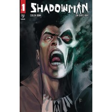 SHADOWMAN (2020) #1 CVR B REIS (RES)
