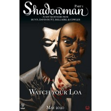 SHADOWMAN (2020) #1 CVR C HORROR HOMAGE JOHNSON (RES)