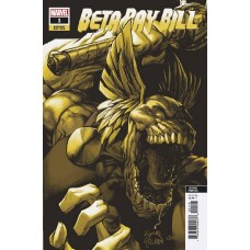BETA RAY BILL #1 - 25EA 2ND PRINT VAR + 1EA 1:25 RATIO VAR BUNDLE