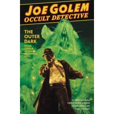JOE GOLEM OCCULT DETECTIVE HC VOL 02 OUTER DARK