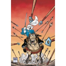 USAGI YOJIMBO #1 (OF 7) THE HIDDEN