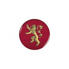 GAME OF THRONES BUTTON LANNISTER