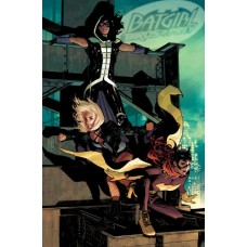 BATGIRL AND THE BIRDS OF PREY #20 ADAM HUGHES VARIANT