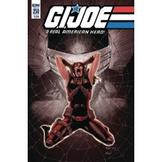 GI JOE A REAL AMERICAN HERO #250 CVR A DIAZ