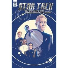 STAR TREK DISCOVERY ANNUAL 2018 CVR B CALTSOUDAS