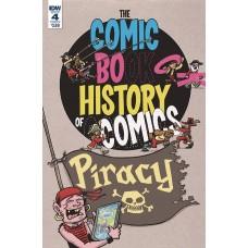 COMIC BOOK HISTORY OF COMICS COMICS FOR ALL #4 CVR A