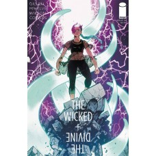 WICKED & DIVINE #34 CVR B JOHNSON & SPICER (MR)