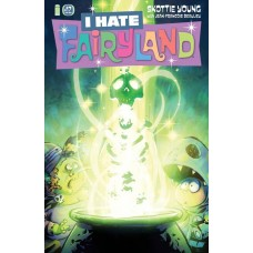 I HATE FAIRYLAND #17 CVR A YOUNG (MR)