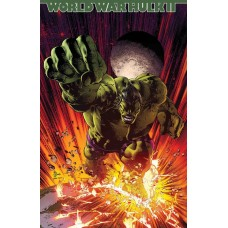 INCREDIBLE HULK #714 LEG WW