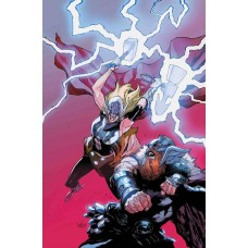 DAREDEVIL #600 YU MIGHTY THOR VARIANT LEG