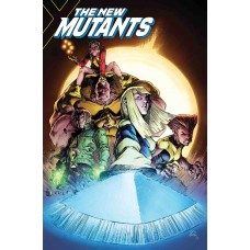 NEW MUTANTS DEAD SOULS #1 (OF 6) LEG