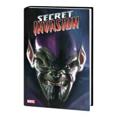 SECRET INVASION BY BENDIS OMNIBUS HC
