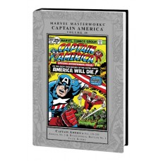MMW CAPTAIN AMERICA HC VOL 10