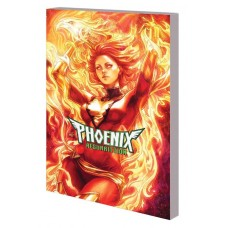 PHOENIX RESURRECTION RETURN JEAN GREY TP ARTGERM DM VARIANT