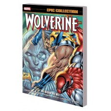 WOLVERINE EPIC COLLECTION TP BLOOD DEBT