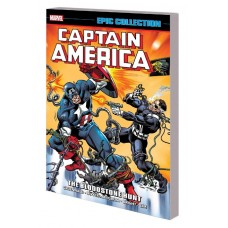 CAPTAIN AMERICA EPIC COLLECTION TP BLOODSTONE HUNT