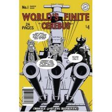 WORLDS FINITE CEREBUS #1