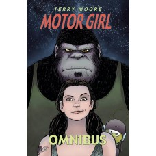 MOTOR GIRL OMNIBUS SC