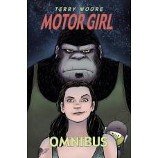 MOTOR GIRL OMNIBUS HC