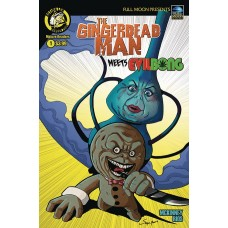 GINGERDEAD MAN MEETS EVIL BONG #1 CVR A RIOS (MR)