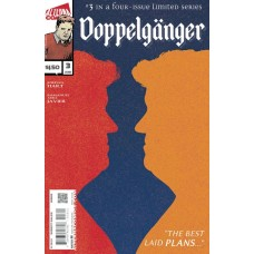 DOPPELGANGER #3 (OF 4) (MR)