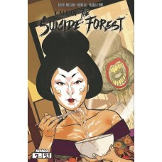 CALL OF THE SUICIDE FOREST #3 (OF 5) (MR)