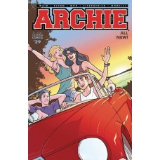 ARCHIE #29 CVR C WOODS CAR