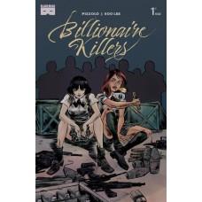 BILLIONAIRE KILLERS #1 CVR A SOO LEE (MR)