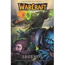 WARCRAFT LEGEND VOL 05