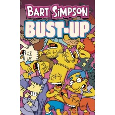 BART SIMPSON BUST UP GN