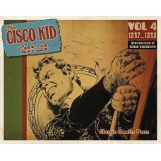 CISCO KID JOSE LUIS SALINAS & REED TP VOL 04 1957-1959