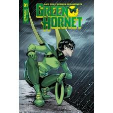 GREEN HORNET #1 CVR B IHDE