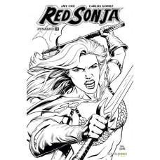 RED SONJA #7 GROUPEES EXC VARIANT