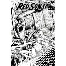 RED SONJA #10 GROUPEES EXC VARIANT