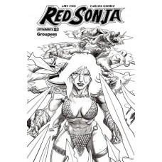 RED SONJA #11 GROUPEES EXC VARIANT