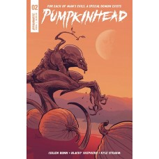 PUMPKINHEAD #2 (OF 5) CVR A STRAHM