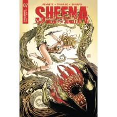 SHEENA #7 CVR B DUURSEMA