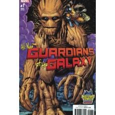 DF GUARDIANS OF GALAXY #1 MIDTOWN COMICS EXC
