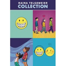 RAINA TELGEMEIER COLLECTION GN BOX SET